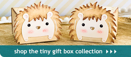 tiny gift box collection