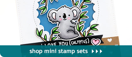 mini stamps sets
