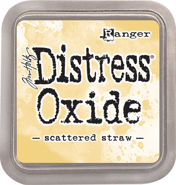 distress oxide - scattered straw