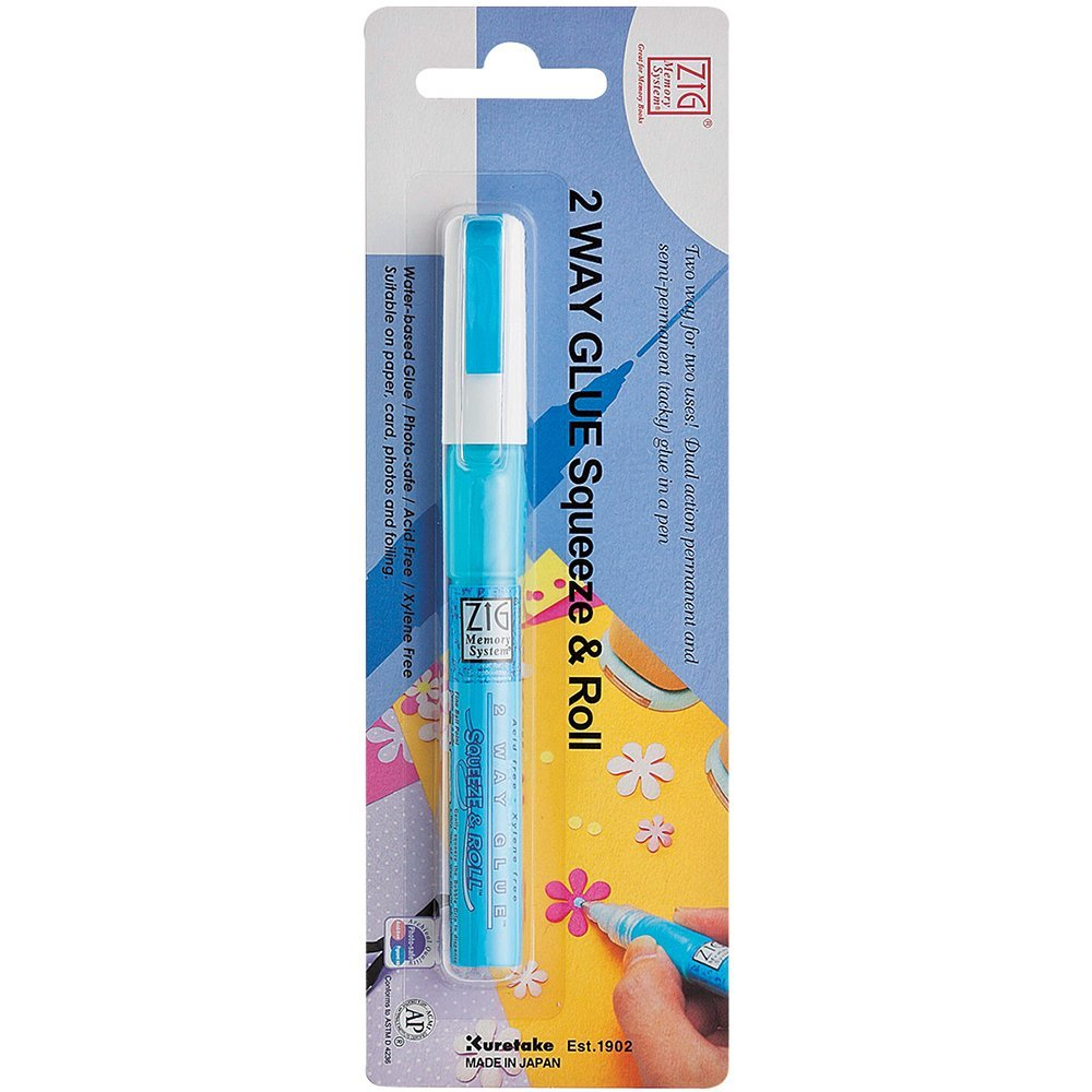 zig 2-way glue pen