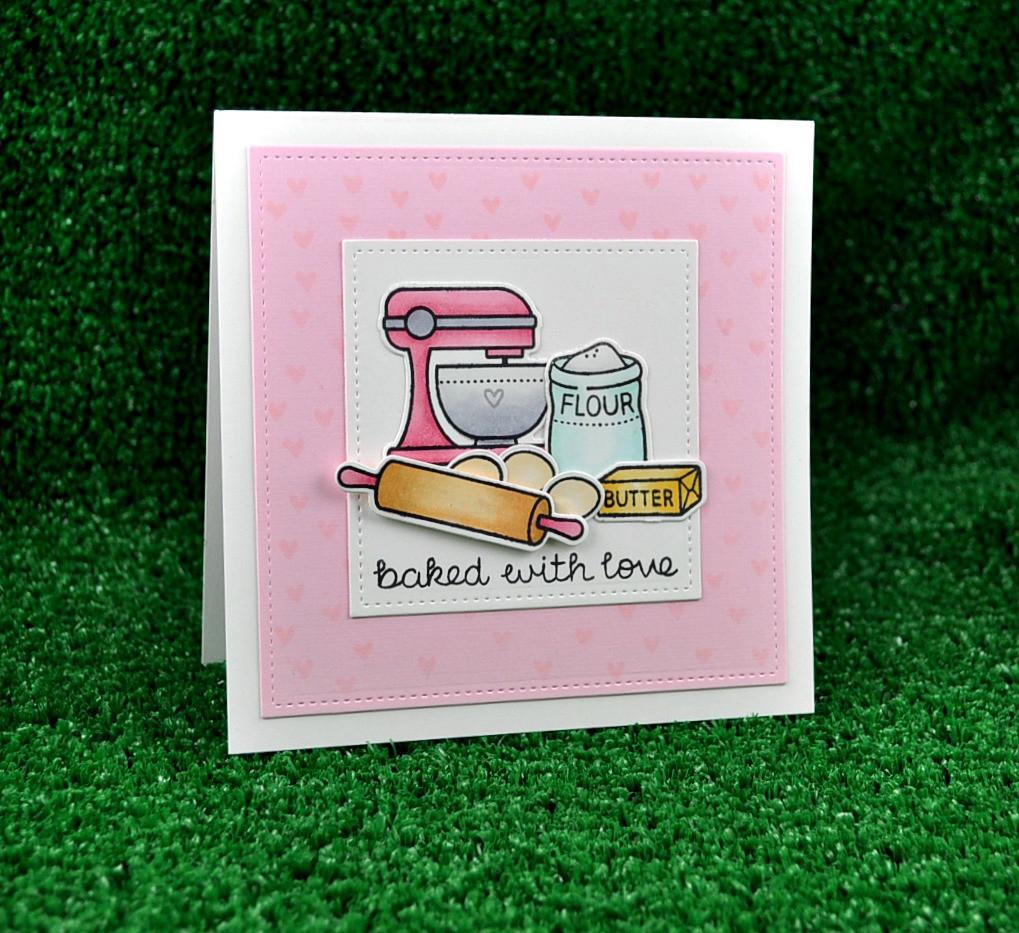 baked with love - lawn cuts
