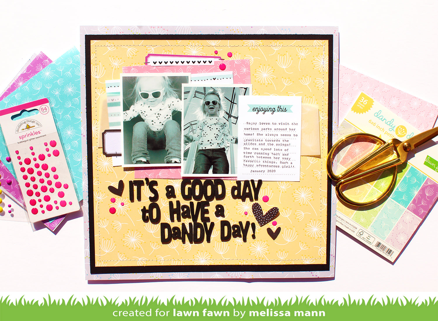 dandy day collection pack