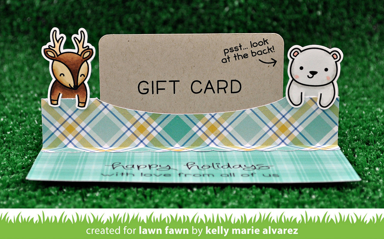 gift card pop-up