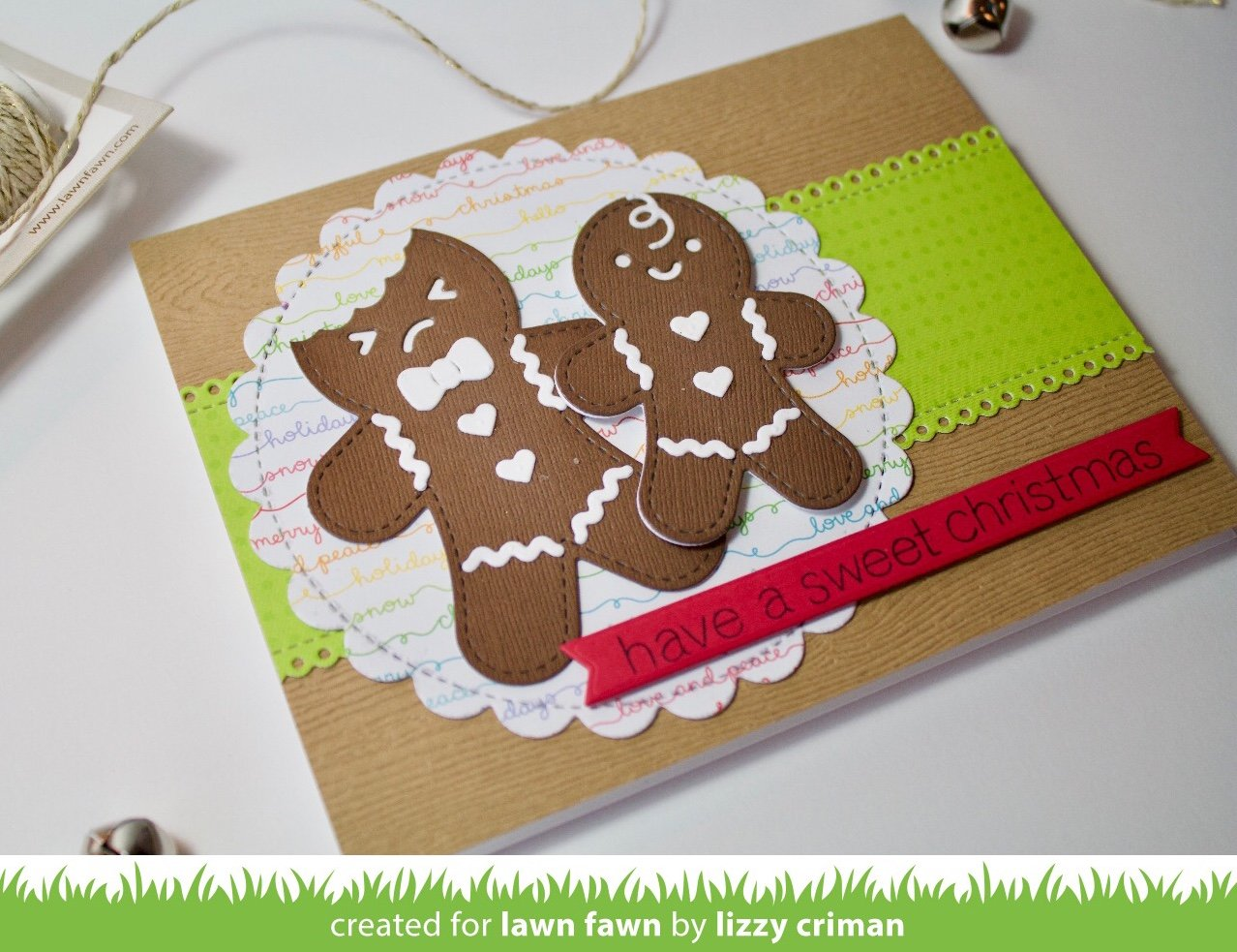 gingerbread friends
