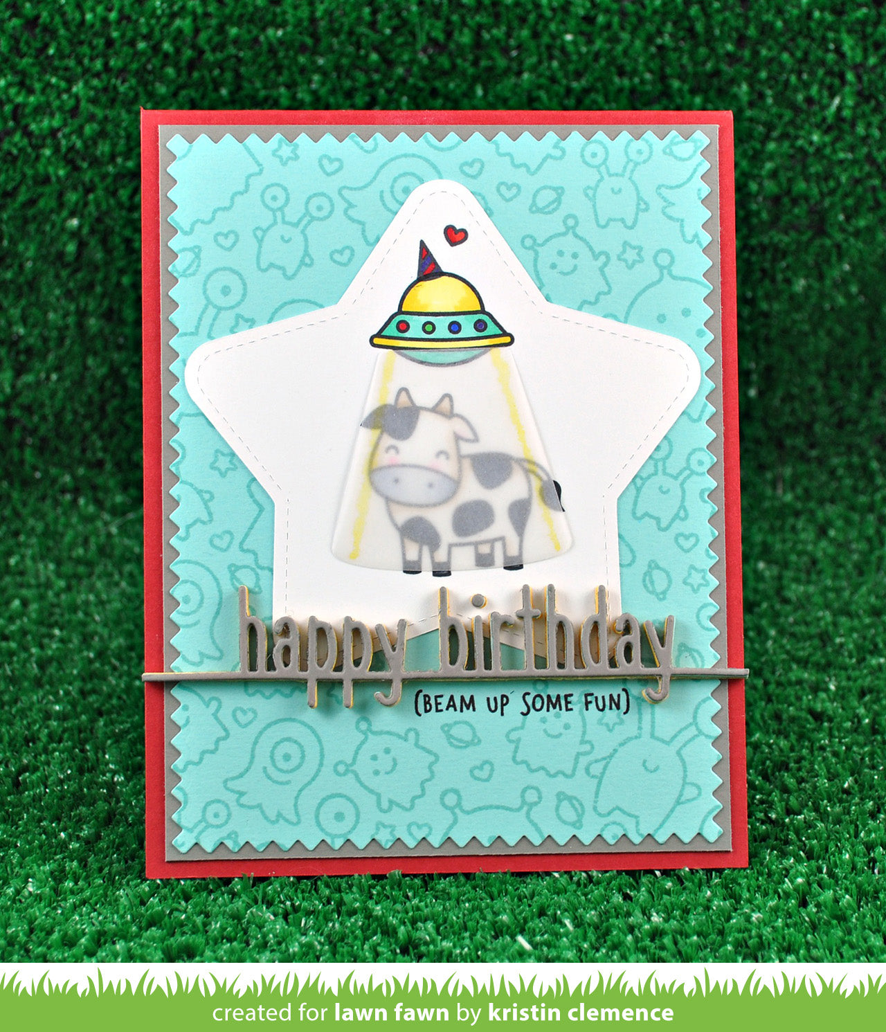 Lawn Fawn Happy Birthday Line Border에 대한 이미지 검색결과