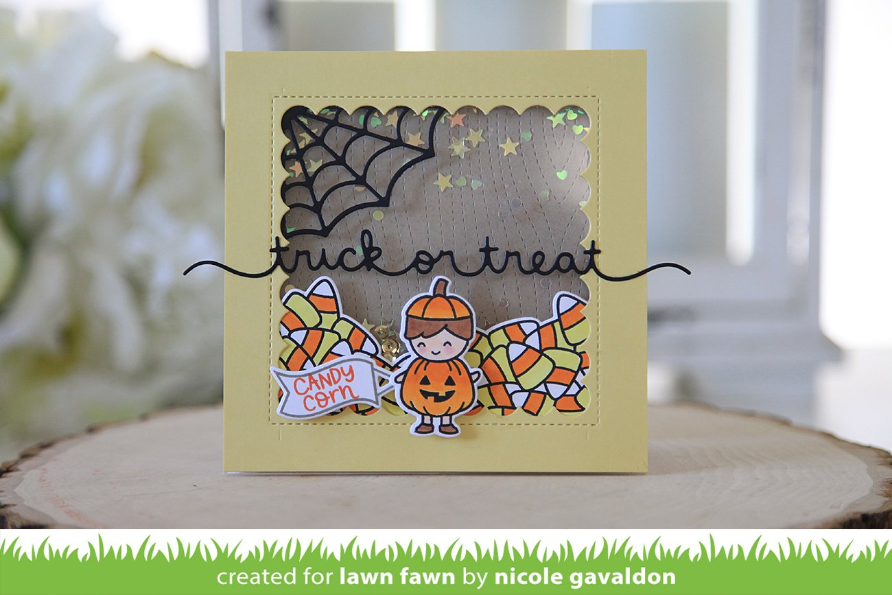 trick or treat border