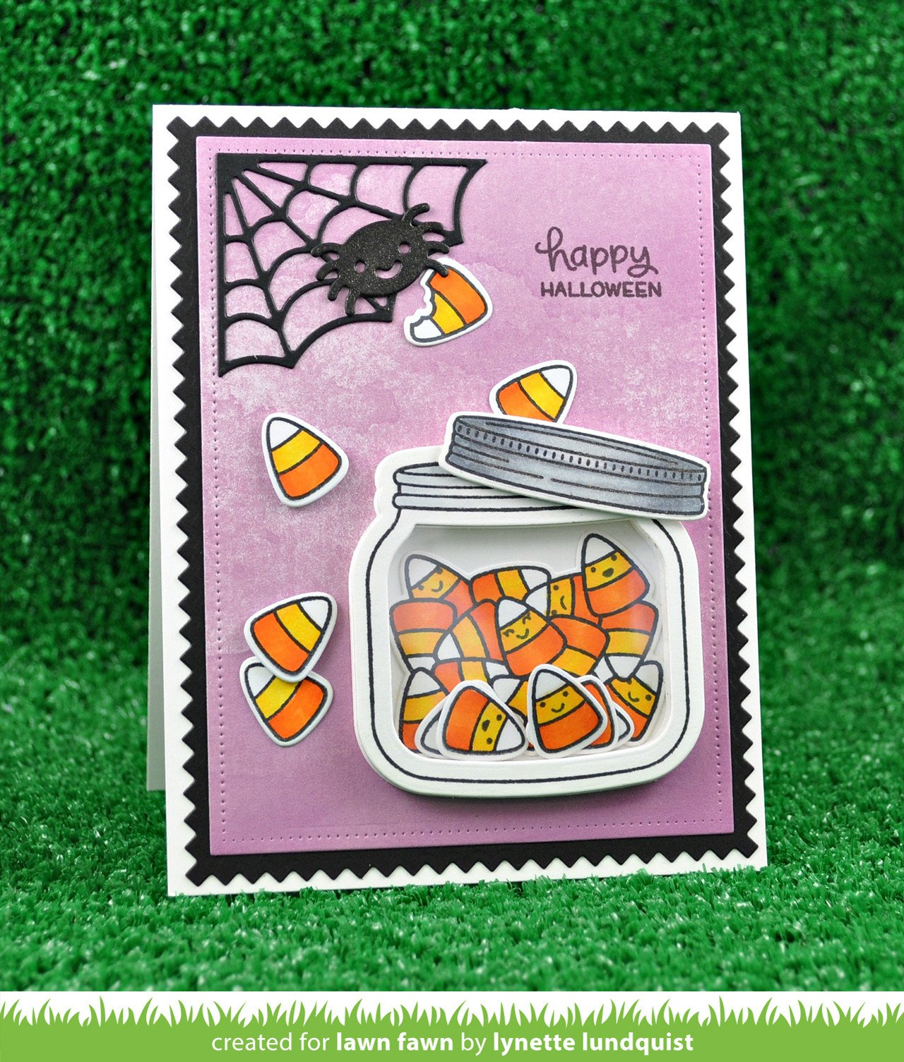 how you bean? candy corn add-on