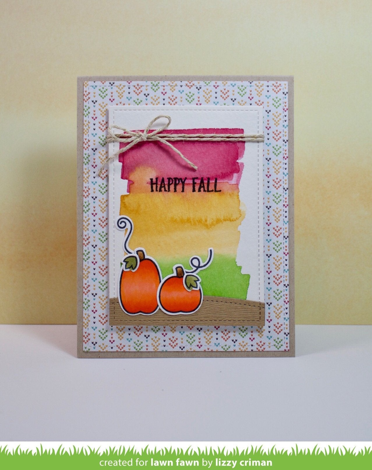 knit picky fall petite paper pack