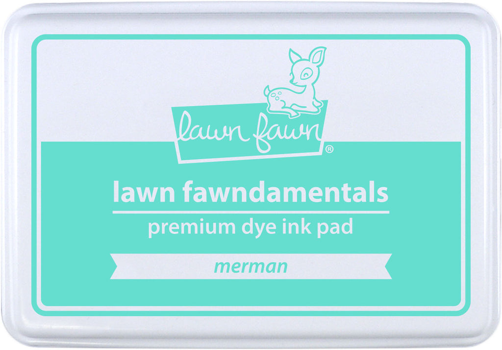 Lawn Fawn Ink - Merman