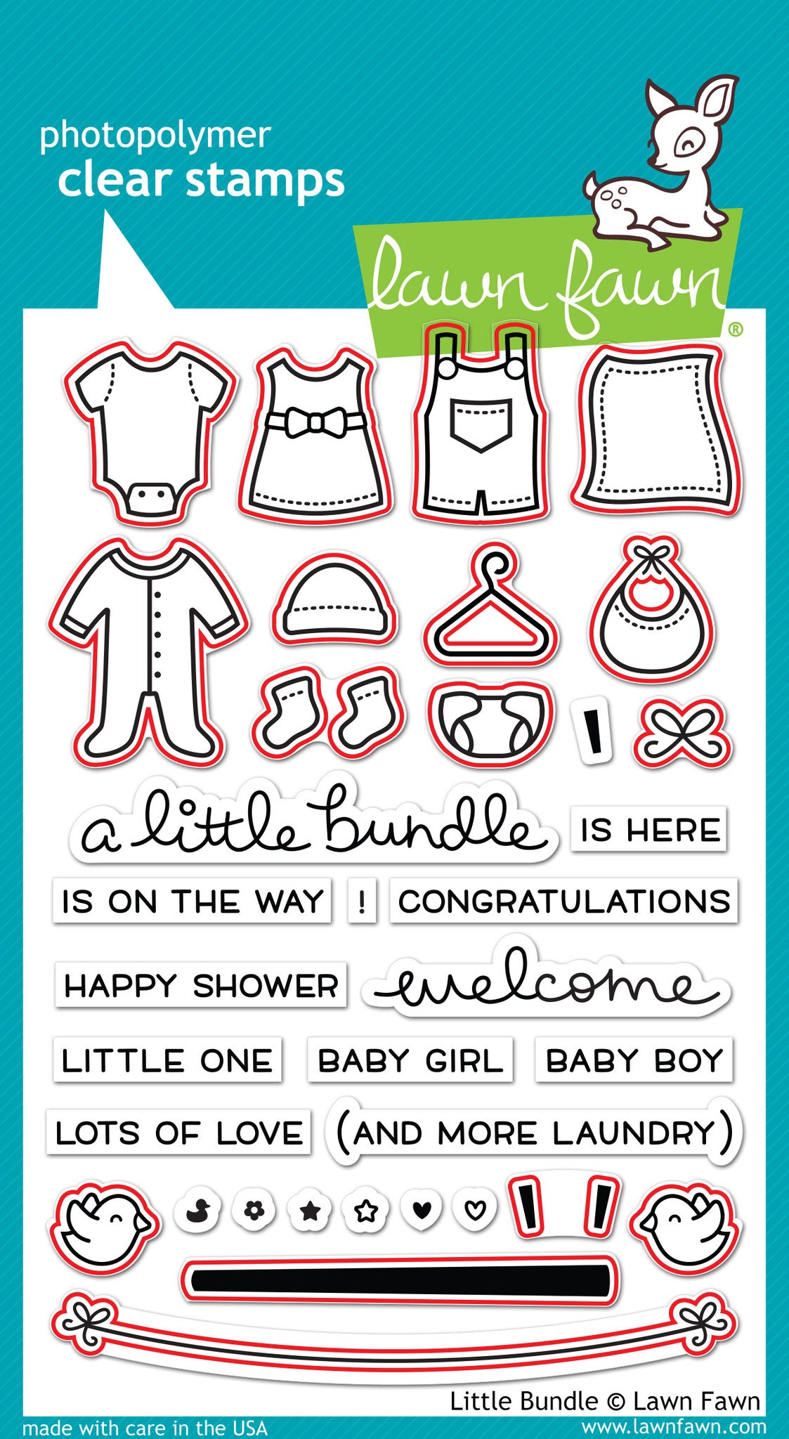 little bundle - lawn cuts