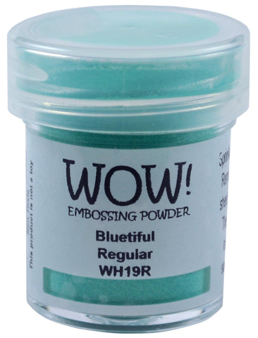 WOW bluetiful embossing powder