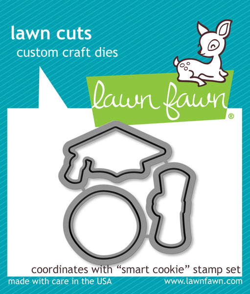 smart cookie - lawn cuts