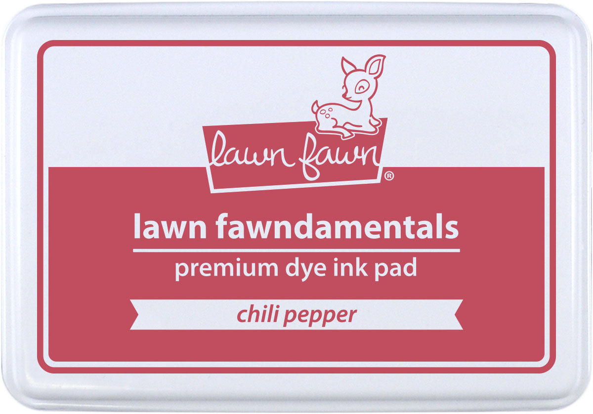 chili pepper ink pad