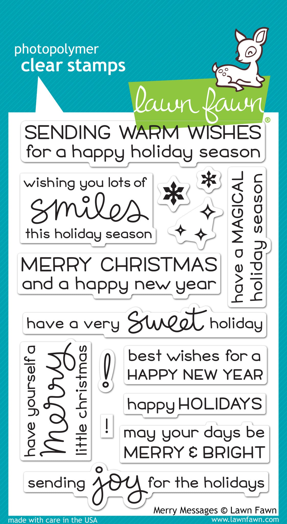 merry messages