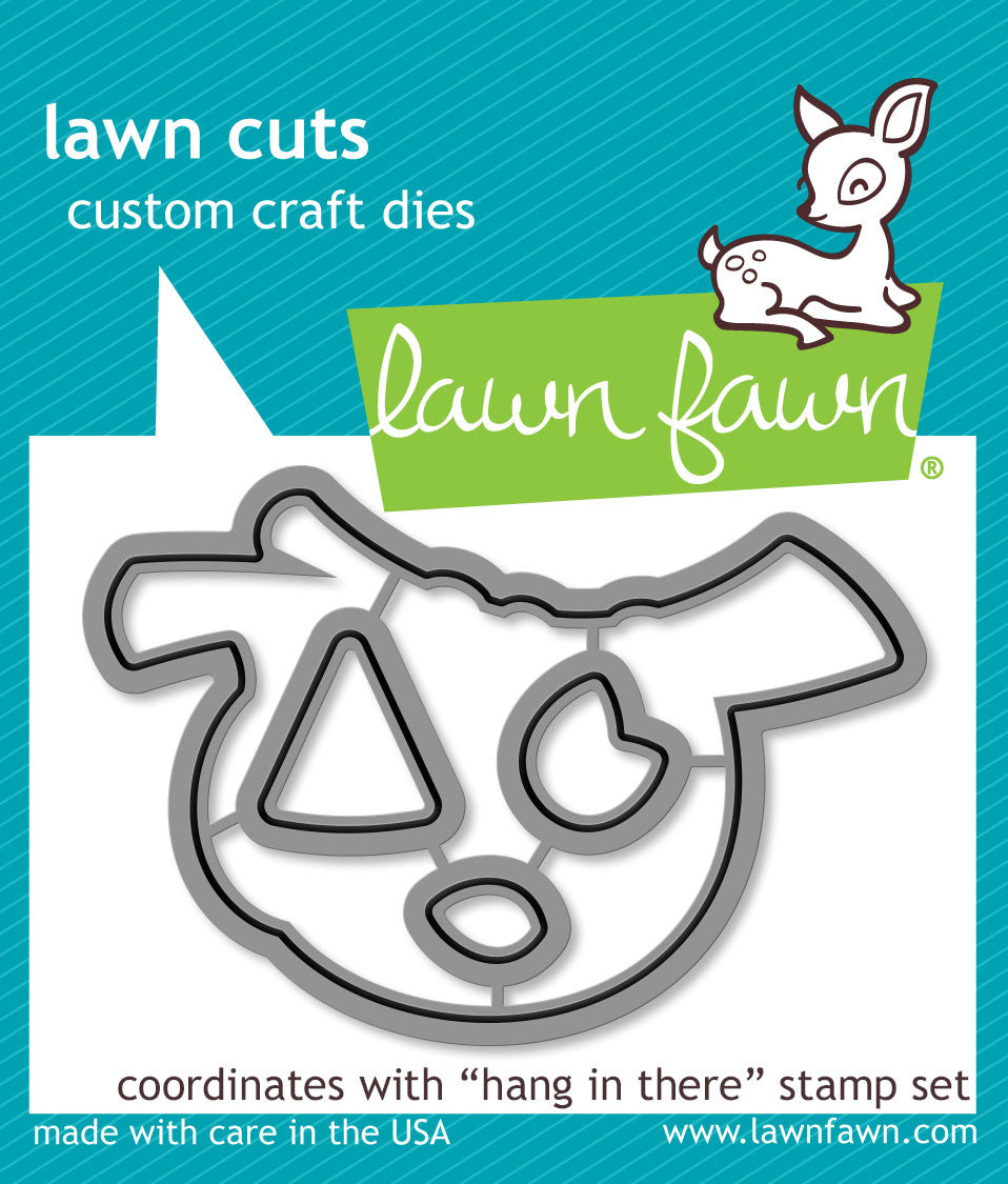 hang in there - lawn cuts
