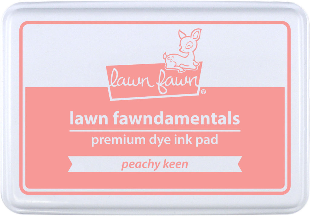 Lawn Fawn Ink - Peachy Keen