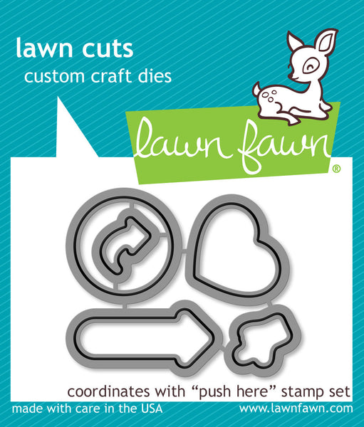 push here - lawn cuts