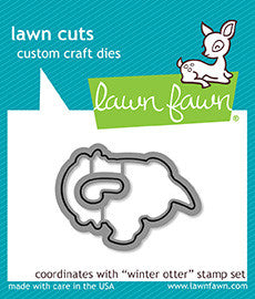 winter otter lawn cuts