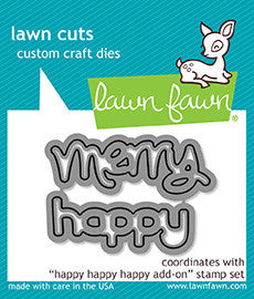 happy happy happy add-on - lawn cuts