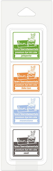 pumpkin patch ink cube pack