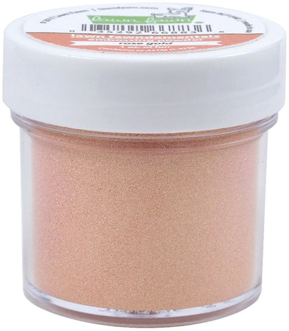 rose gold embossing powder