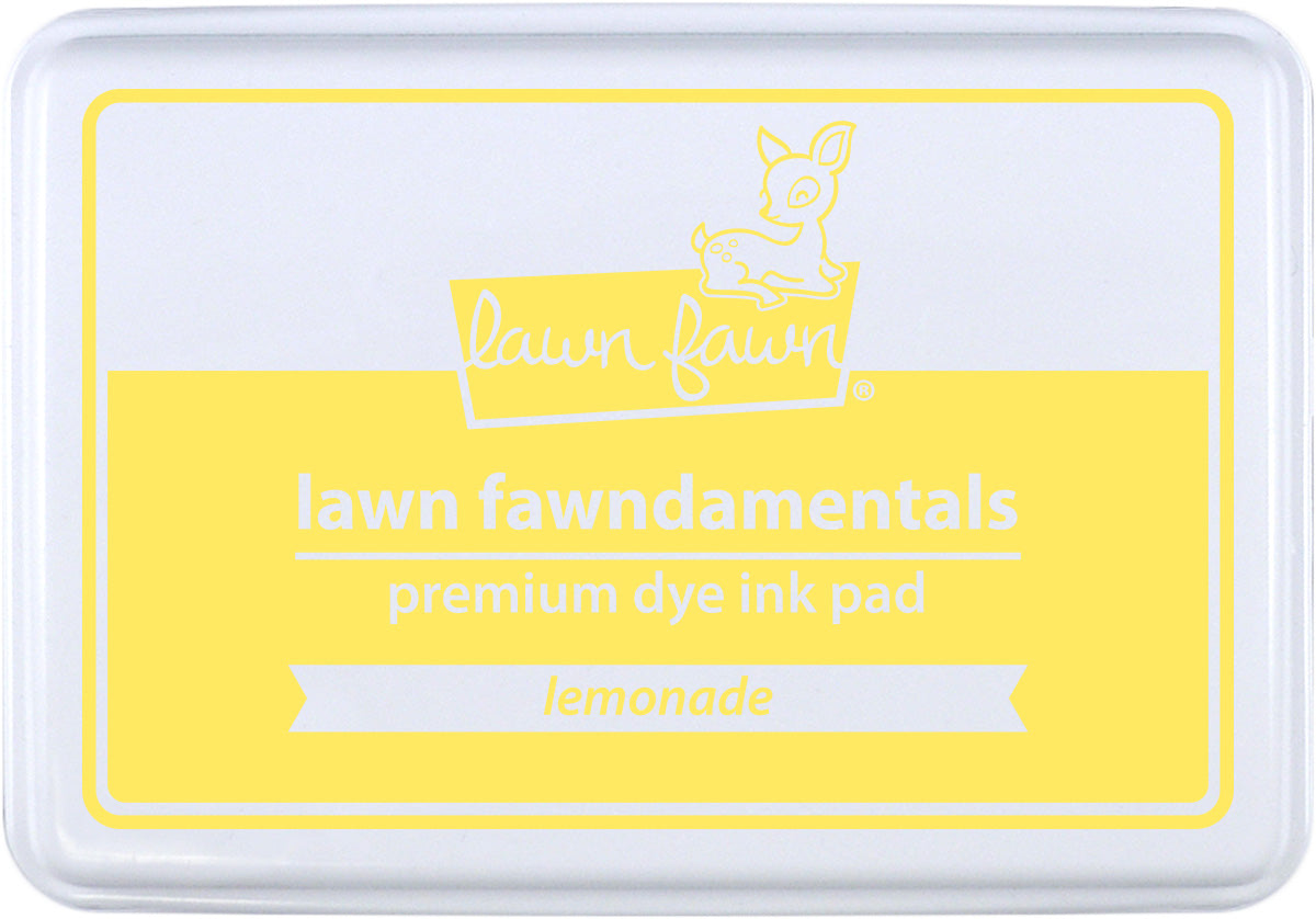 lemonade ink pad