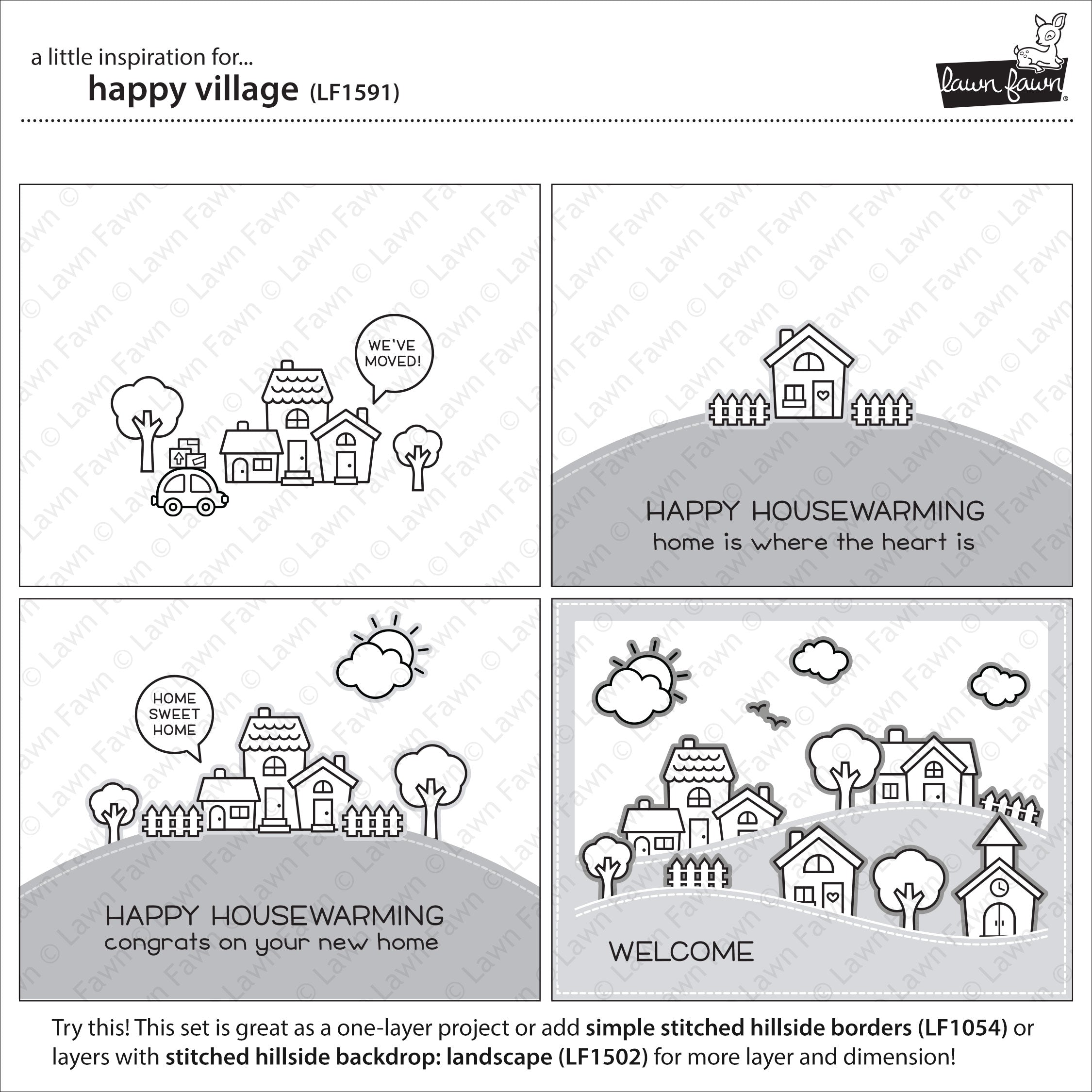 happy village