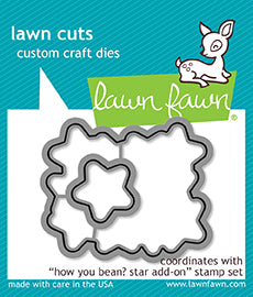 how you bean? star add-on - lawn cuts