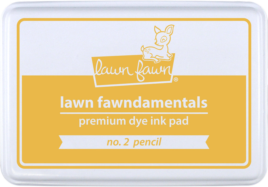 Lawn Fawn Ink - No. 2 Pencil
