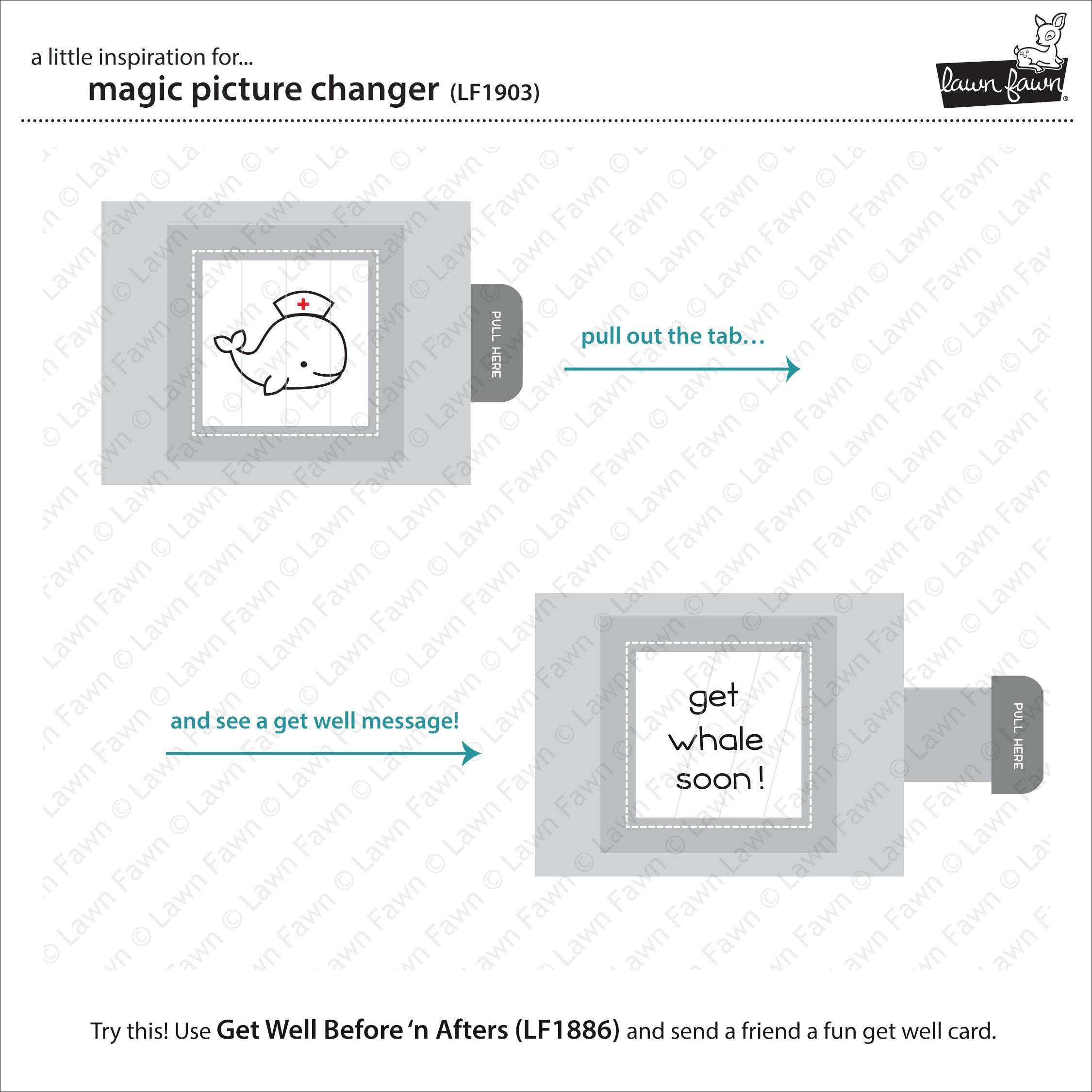 magic picture changer