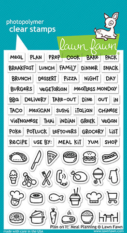 plan on it: meal planning