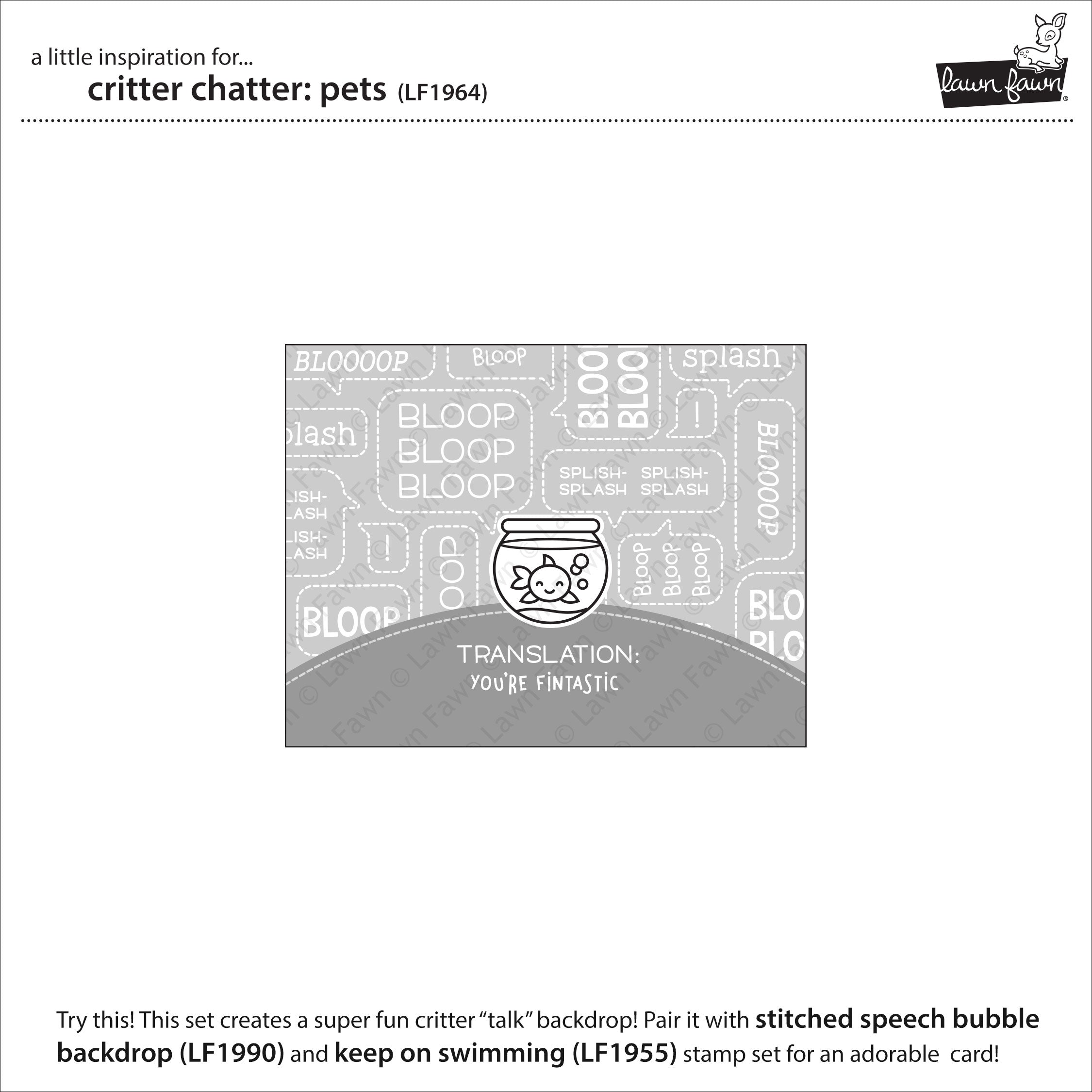 critter chatter: pets