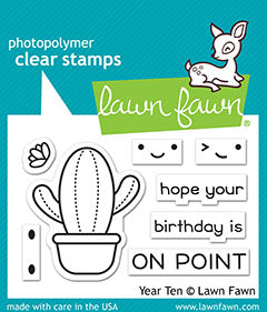 lawn fawn birthday stamps