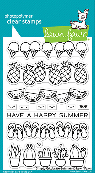 simply celebrate summer