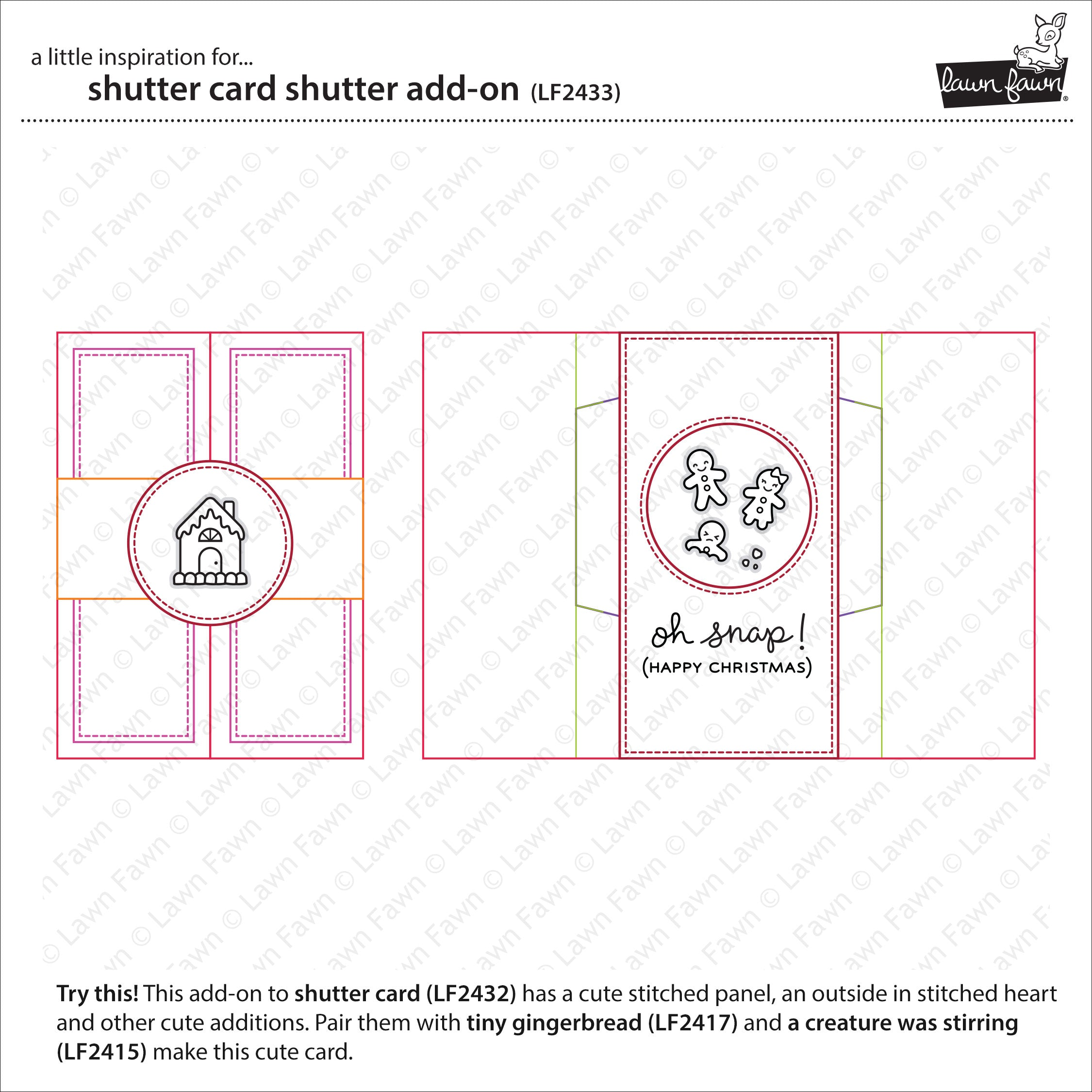 shutter card add-on