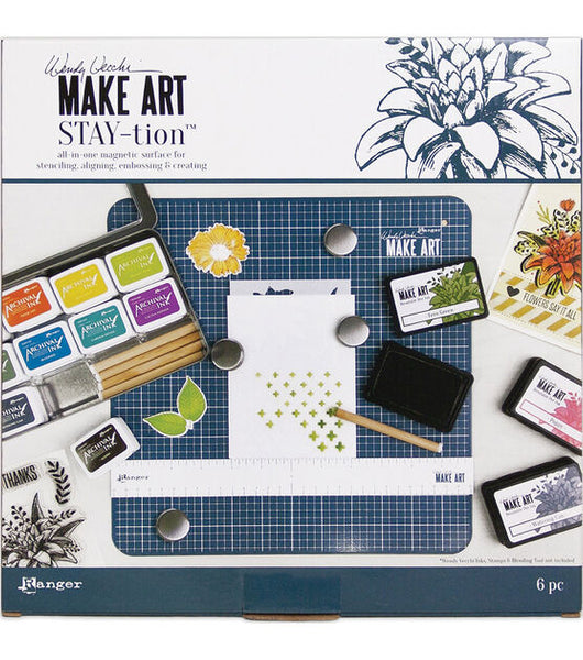 wendy vecchi - make art stay-tion