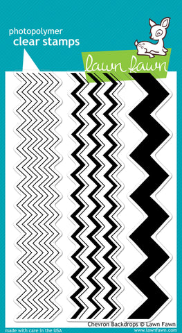 chevron backdrops