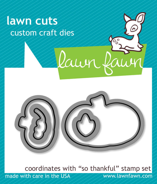 so thankful - lawn cuts