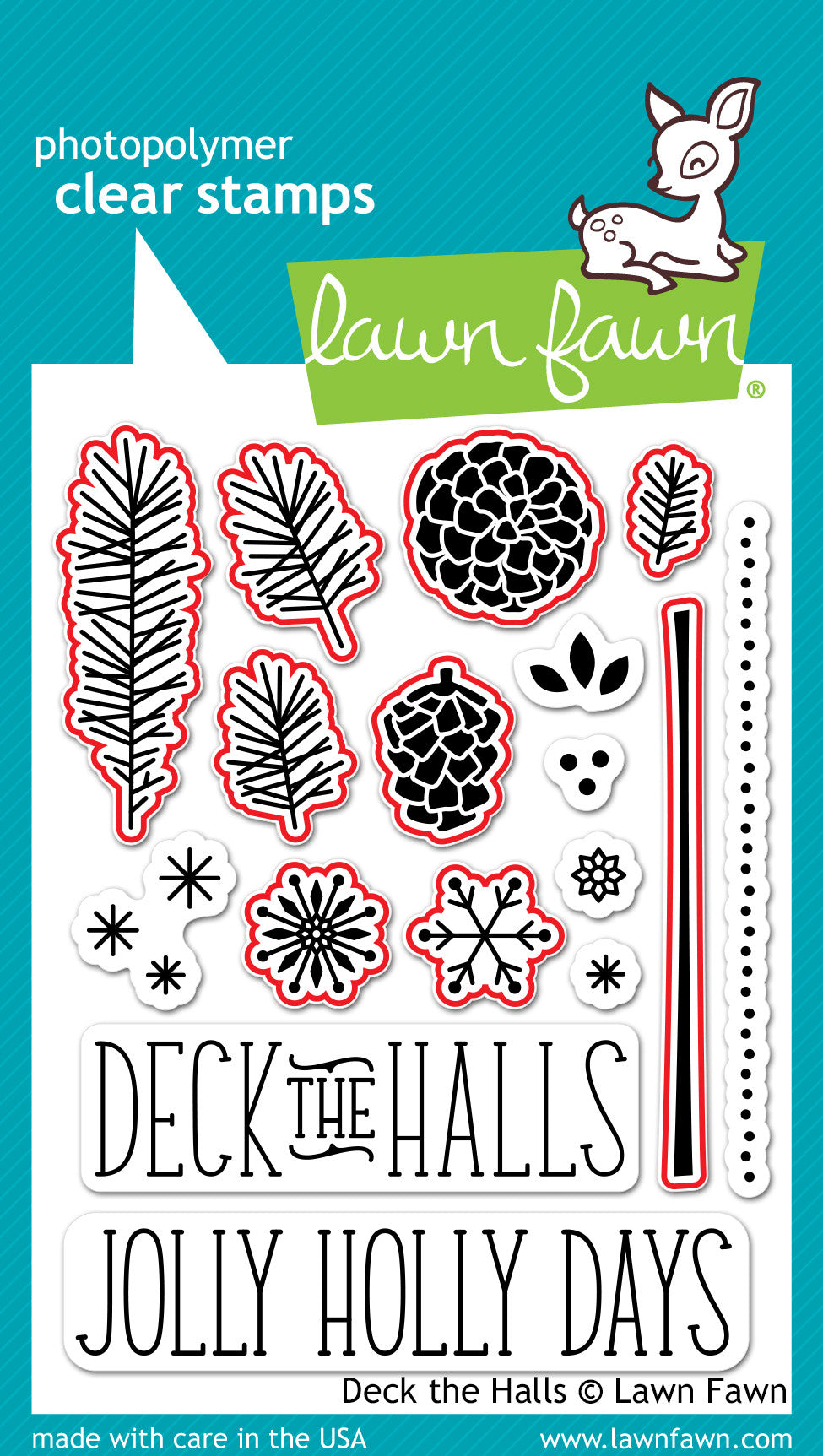deck the halls - lawn cuts