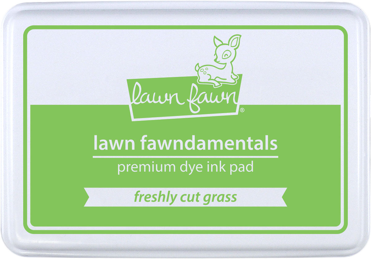 freshly cut grass ink pad