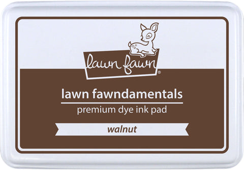 walnut ink pad