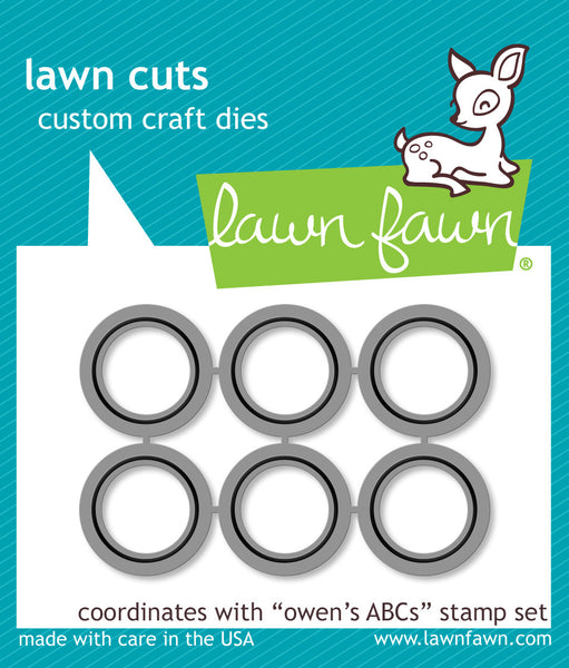 owen's ABCs - lawn cuts