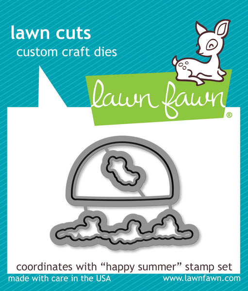 happy summer - lawn cuts