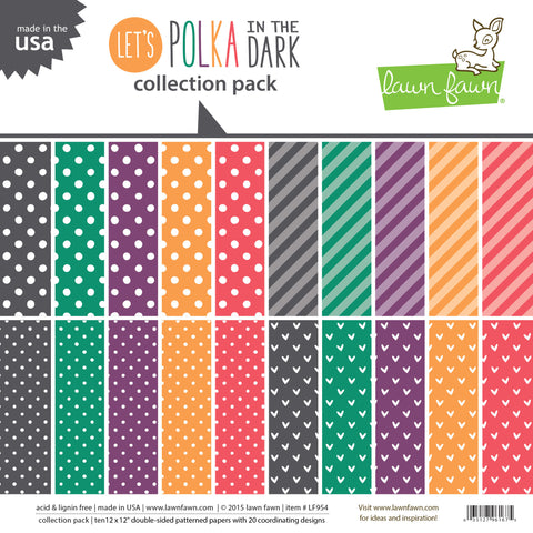 let's polka in the dark collection pack