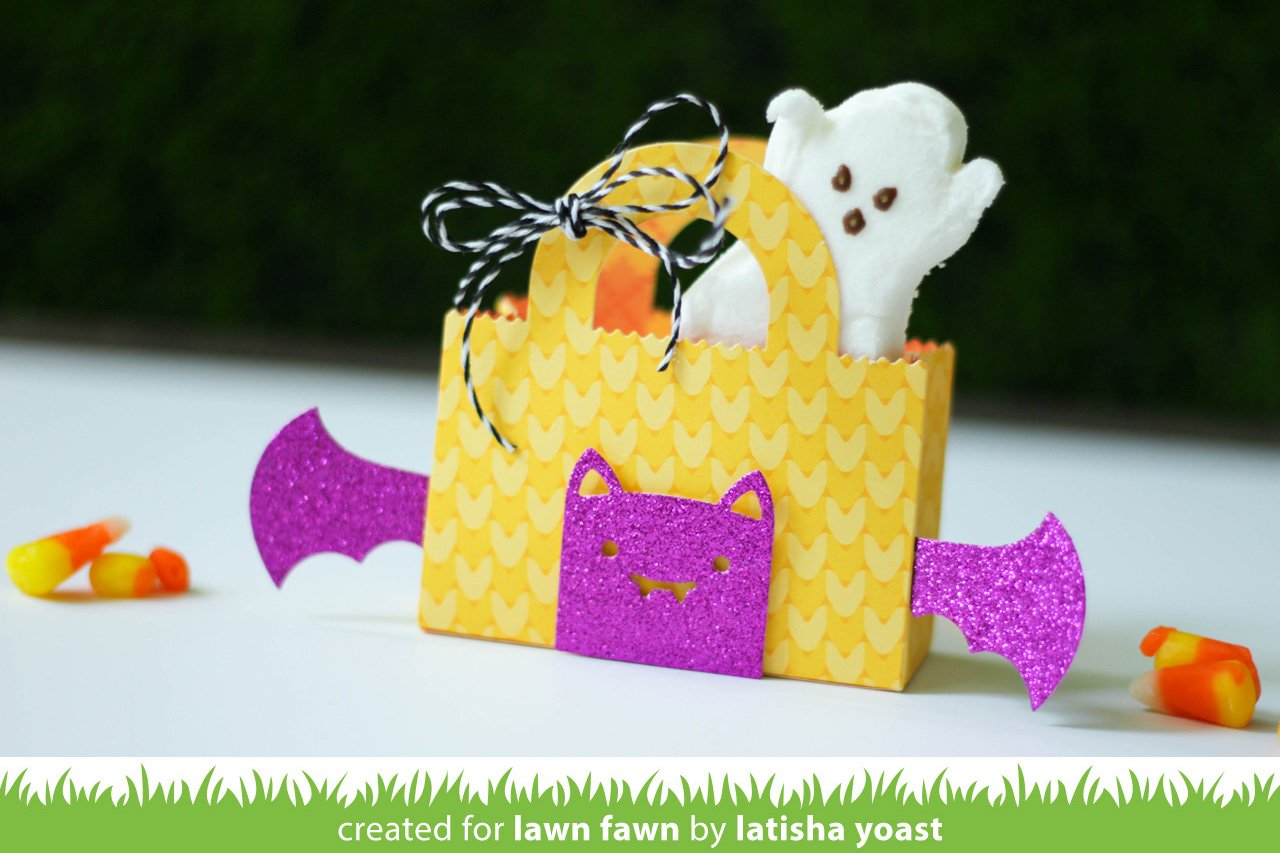 tiny gift box bat add-on