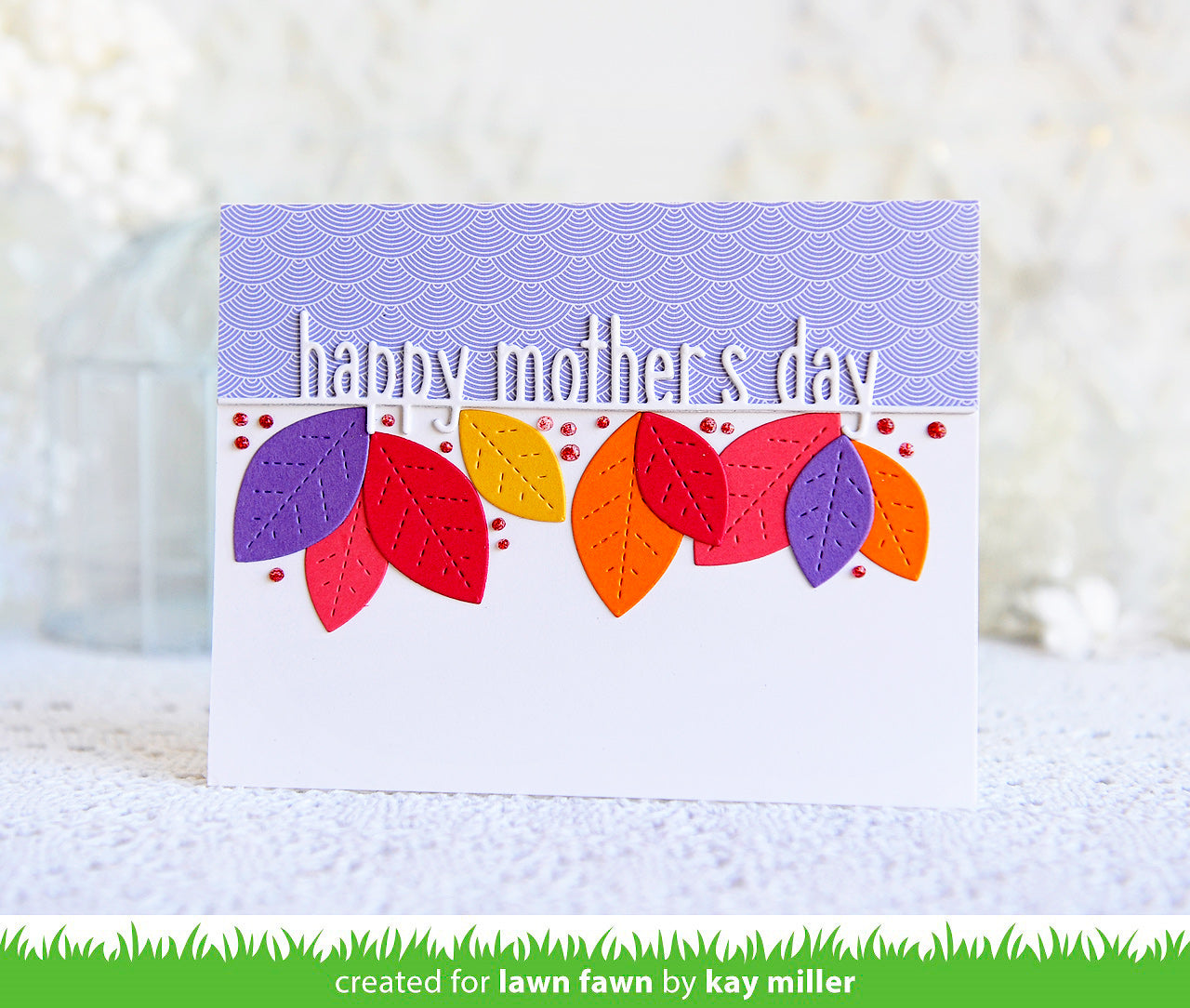 mother's day line border
