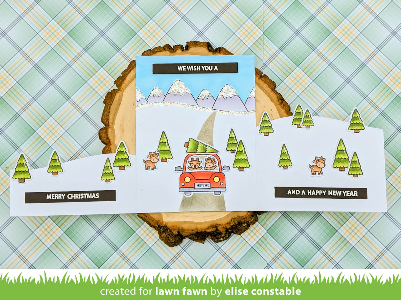 car critters christmas add-on