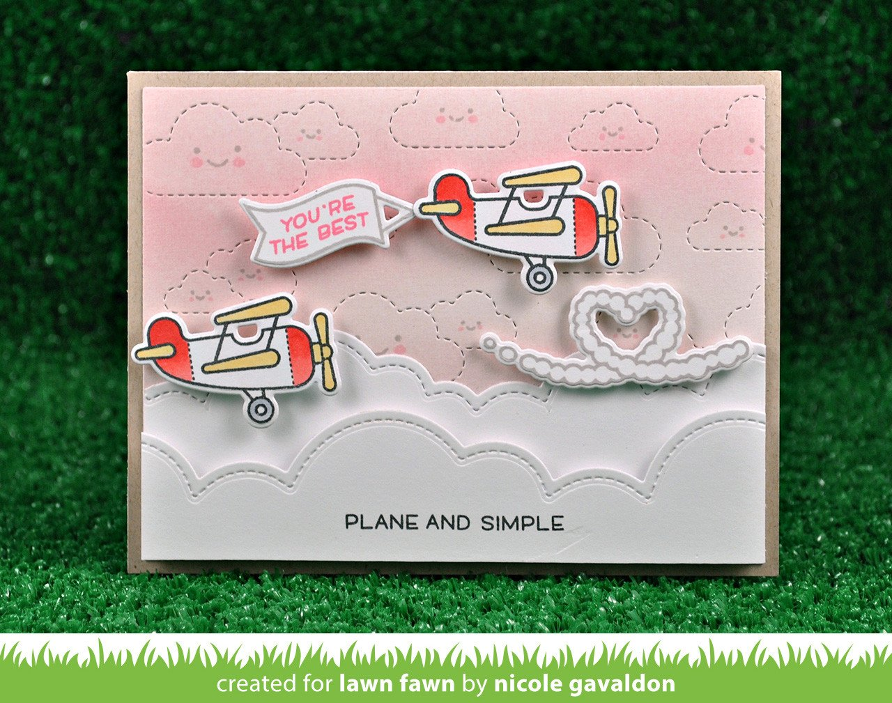 plane and simple