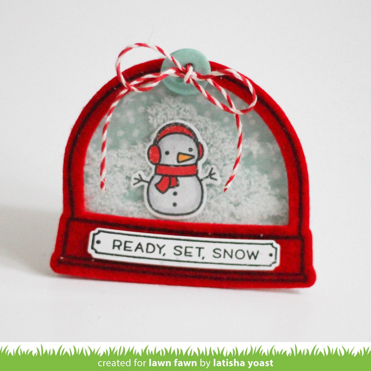 ready, set, snow shaker add-on