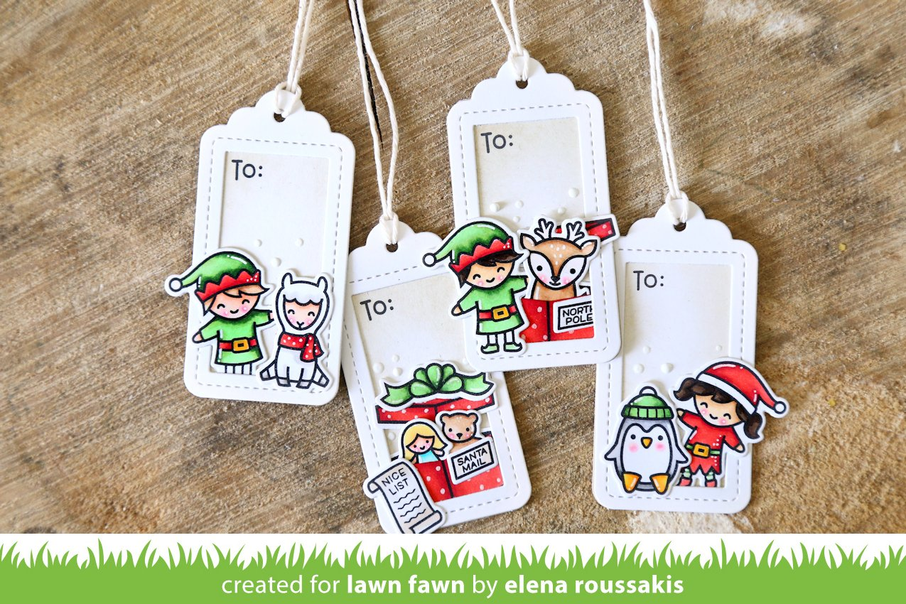 say what? gift tags